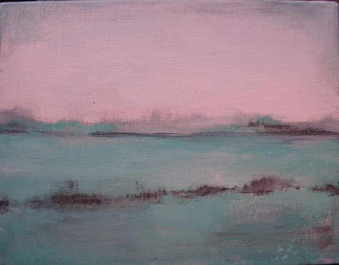 Lisa Horlander-Dawn-9inx7in-2010