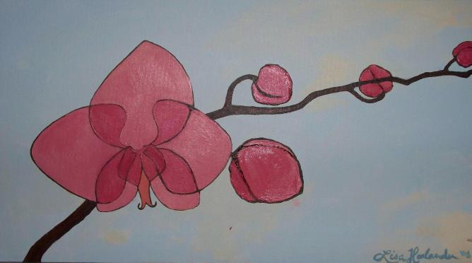 Lisa Horlander-Orchid shapes-12in x 24in-cory-08