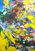 Siren's Gift-6x5ft-oil on canvas-sold