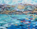 Tranquil Retreat-5x4ft-oil on canvas-sold