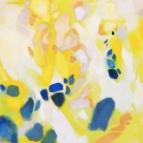Lustrous -2x2ft-oil on canvas