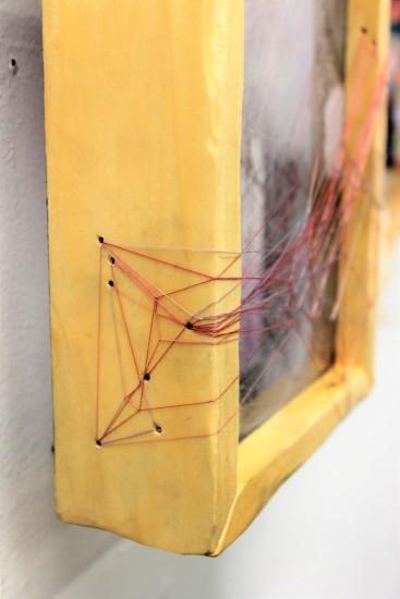 lisa-horlander-vector-2-mixed-media-12x10x2-in