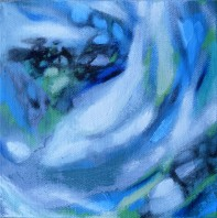 Weir-6x6 in-oil on canvas-sold