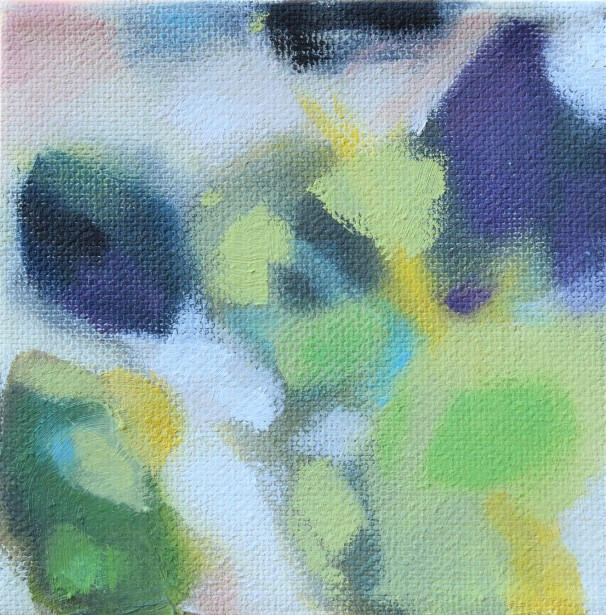 Lisa Horlander- Color Study10-4x4in-2017