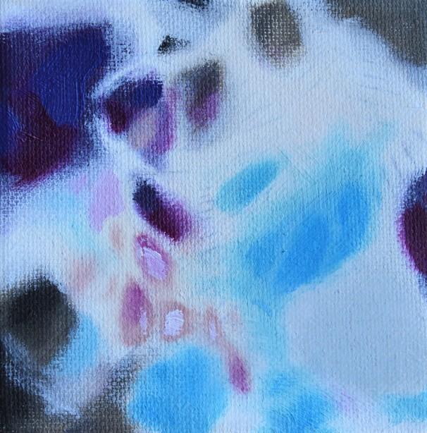 Lisa Horlander- Color Study14-4x4in-2017
