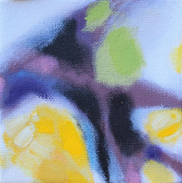 Lisa Horlander- Color Study9-4x4in-2017
