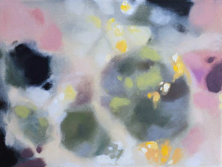 Lisa Horlander- Light study 3-9x12in-2017