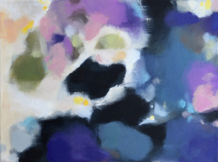 Lisa Horlander- Light study-9x12in-2017