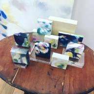 for more details about each painting, visit https://lisarachelart.wordpress.com/spring-2017/