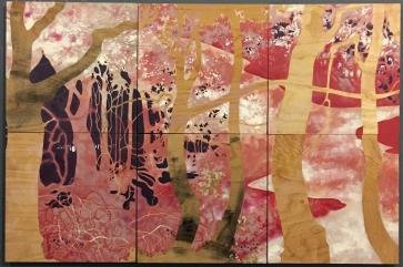 Lisa Horlander-Vertigo-24x36 in-oil on wood