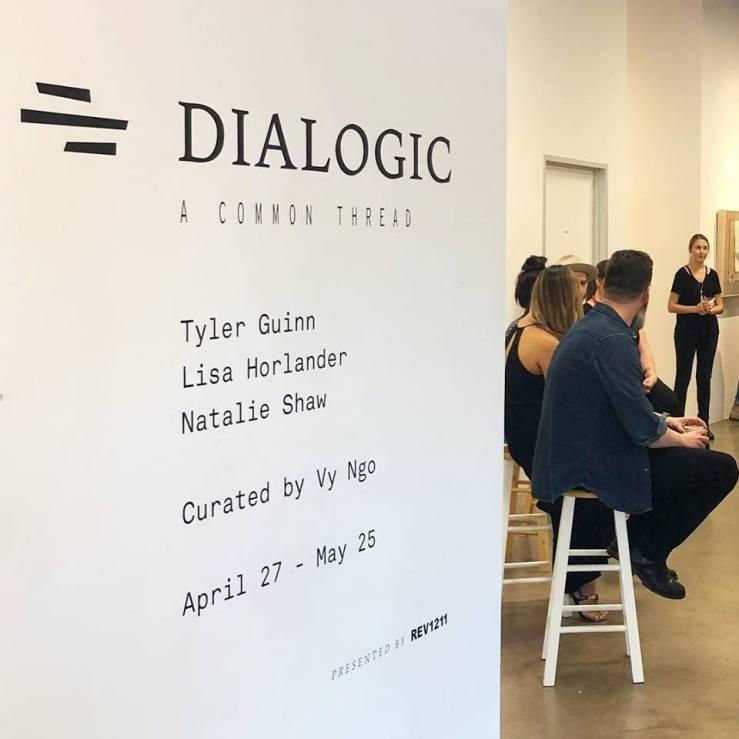 dialogic panel talkss